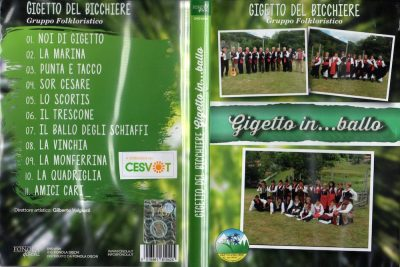 DVD Gigetto, 2018